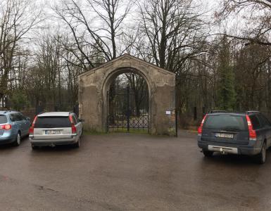 Matīsa kapsēta