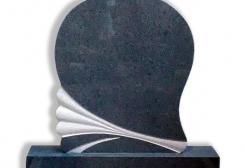 Kapu pieminekļis LV-91 grey