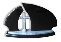 Pieminekļis ar krustu LSU-193