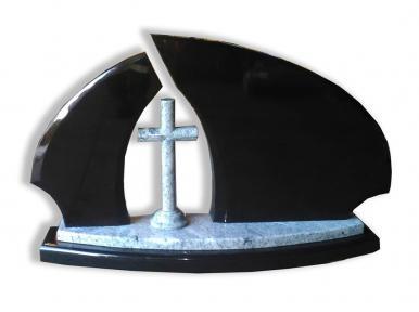 Памятник с крестом LSU-193