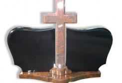 Pieminekļis ar krustu LSU-391
