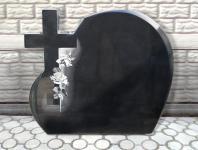 Kapu piemineklis ar krustu